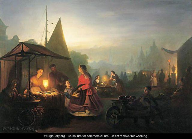 17 Best Images About Art Dutch Golden Age Painting 1615: 17 Best Images About Petrus Van Schendel On Pinterest