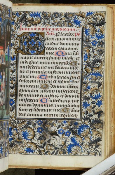 Book of Hours, MS H.7 fol. 109r - Images from Medieval and Renaissance Manuscripts - The Morgan Library & Museum