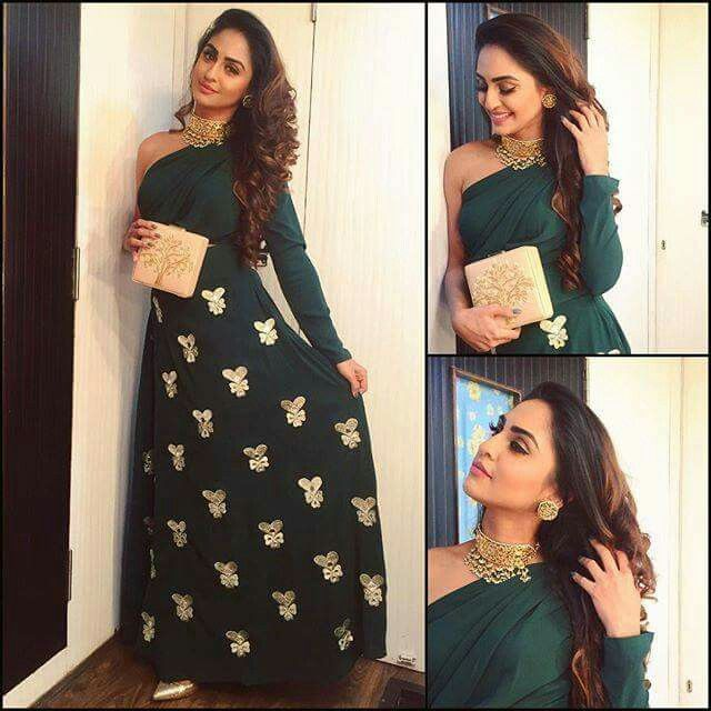 Festive feels #krystledsouza#latest