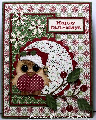 Happy OWL-idays