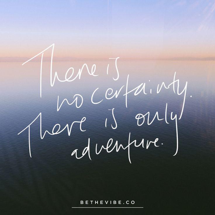Core Value - Adventure