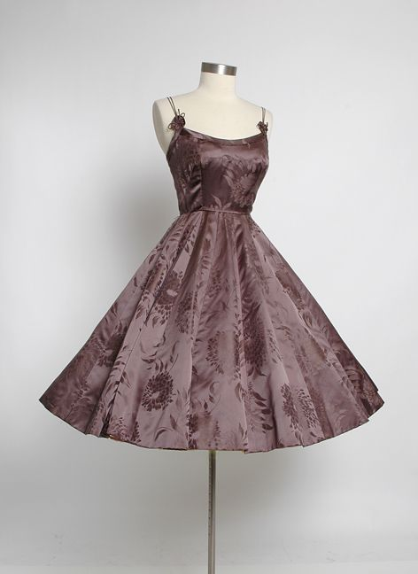 1000  images about Vintage Clothing on Pinterest - Silk dress ...
