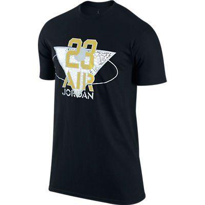 NIKE(ナイキ) トレーニングウェア メンズ JORDAN エア レガシー Tシャツ ブラック S  ...