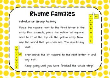 119 best Primary Reading- Rhyme images on Pinterest | Rhyming ...