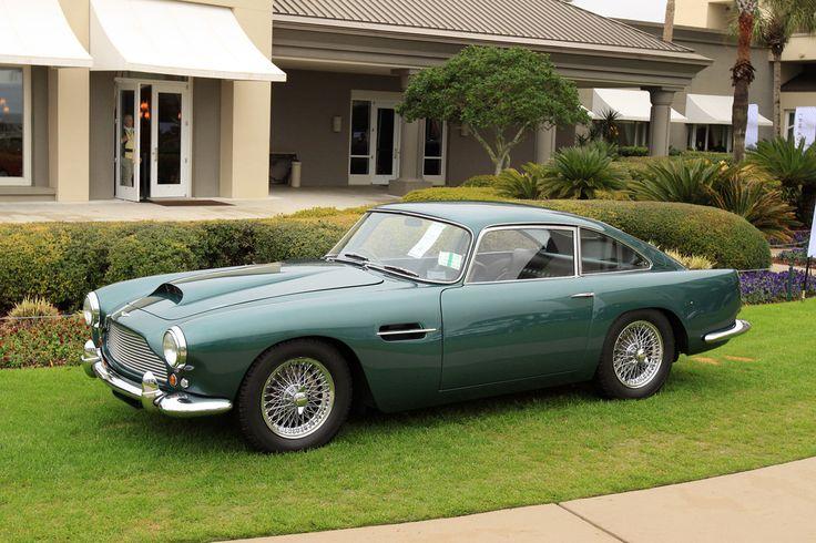 1960 Aston Martin DB4/395/R