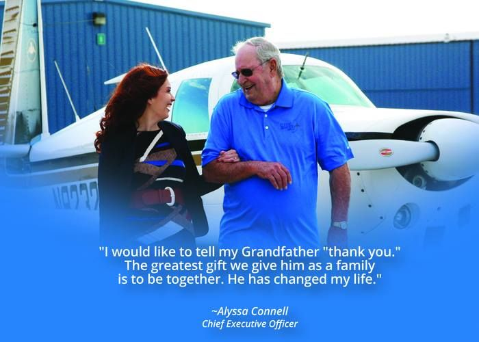 Thank you from all of us at CAG! #inspiration #aviationmarketing