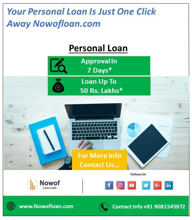 One Click Loan >> Nowofloan Com Personal Loan Your Personal Loan Is Just One