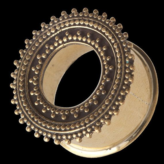 Nice Brass Plug in mm mm mm mm mm mm mm von Tribulondon http