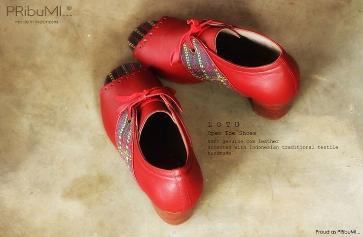 LOTU Open Toe Shoes by PRibuMI...®