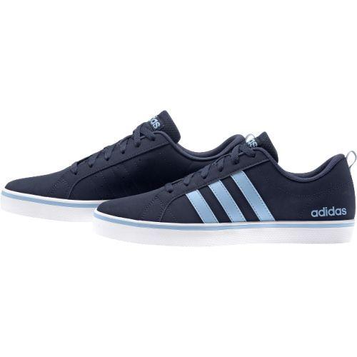 De adidas Pace vs is een sportieve schoen voor heren. De schoen heeft op de zijkant de welbekende adidas stripes.