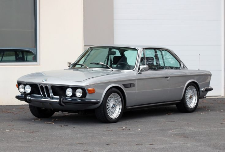 Bid For The Chance To Own A 1972 Bmw 3 0csi 4 Speed At Auction