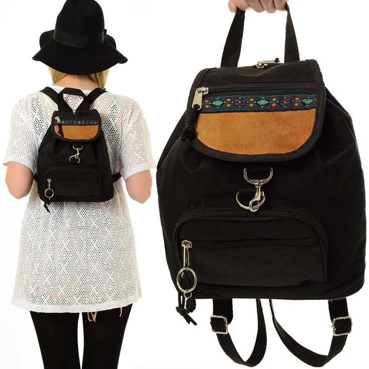 Thoughts, Backpack purse and Minis on Pinterest