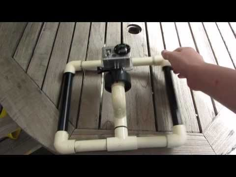 how to go underwater starbound