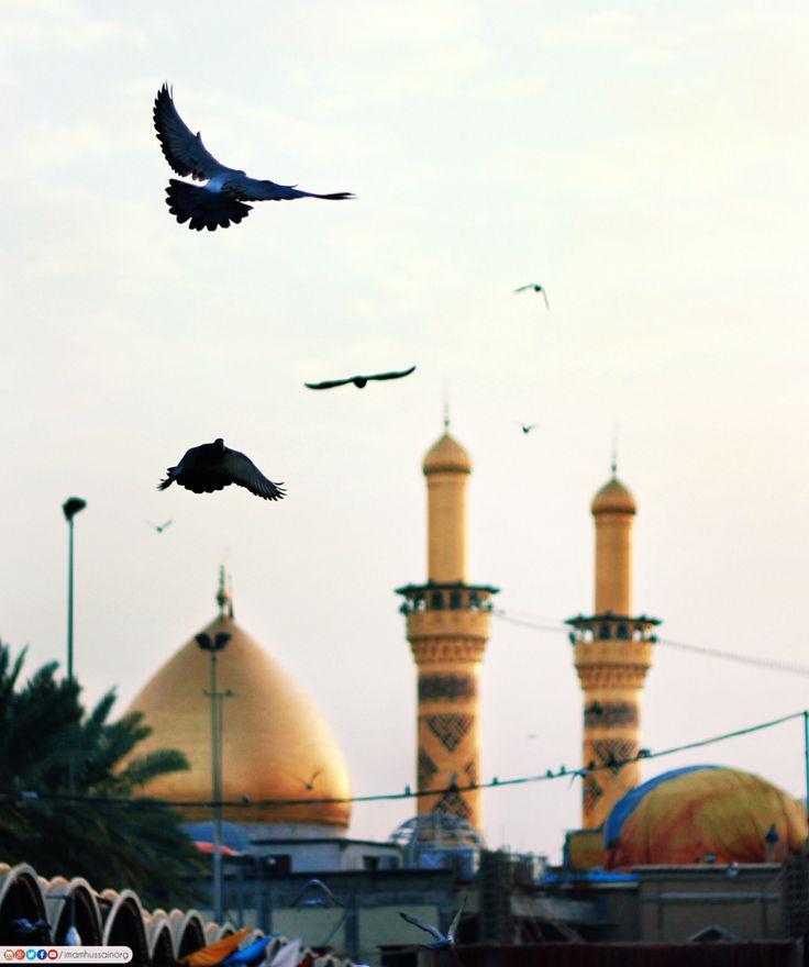 Maula Ali Shrine Wallpaper: 278 Best Hussain's Karbala Images On Pinterest