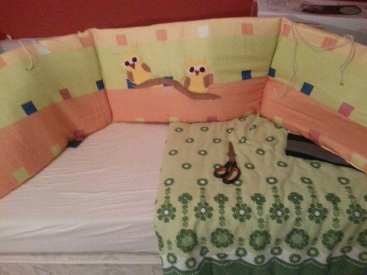 Baby nestchen fürs Bett