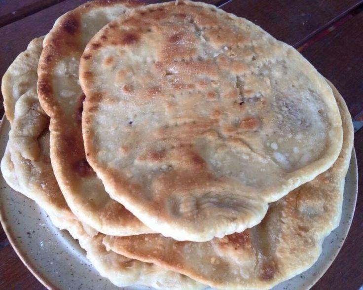 Mazi ta fagame: Νόστιμες σπιτικές πίτες για σουβλάκι
