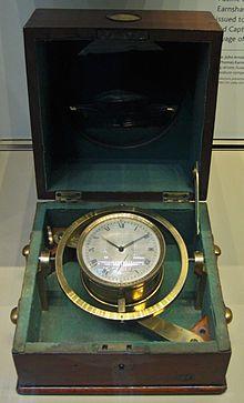 nautical chronometer