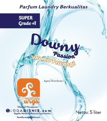 pewangi downy passion