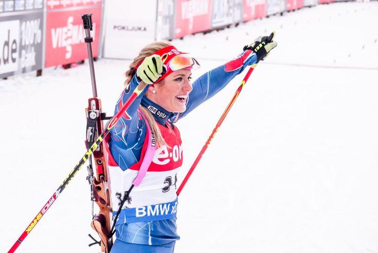 Gabriela Koukalová | Reprezentanti