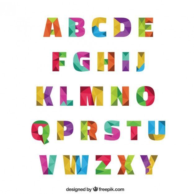 tipografias abecedario - Buscar con Google