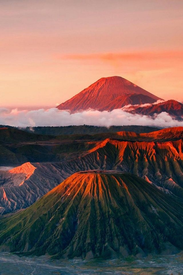 ✯ Mount Bromo - Indonesia ❀  Bali Floating Leaf Eco-Retreat ❀ http://balifloatingleaf.com ❀