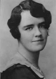 A photo of 1900 Olympic Golf Women's Gold Medal Winner Margaret Abbott