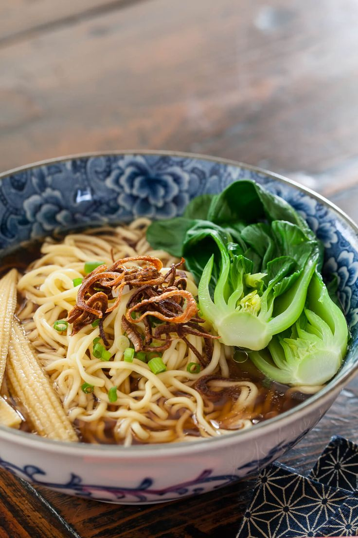 This recipe was developed for Nissin. Noodle soup packages are an important part of my pantry, they serve as a base for many types of Asianmealswhen I don't have the time to make stock from…