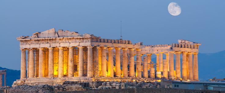 A Greek Honeymoon Odyssey