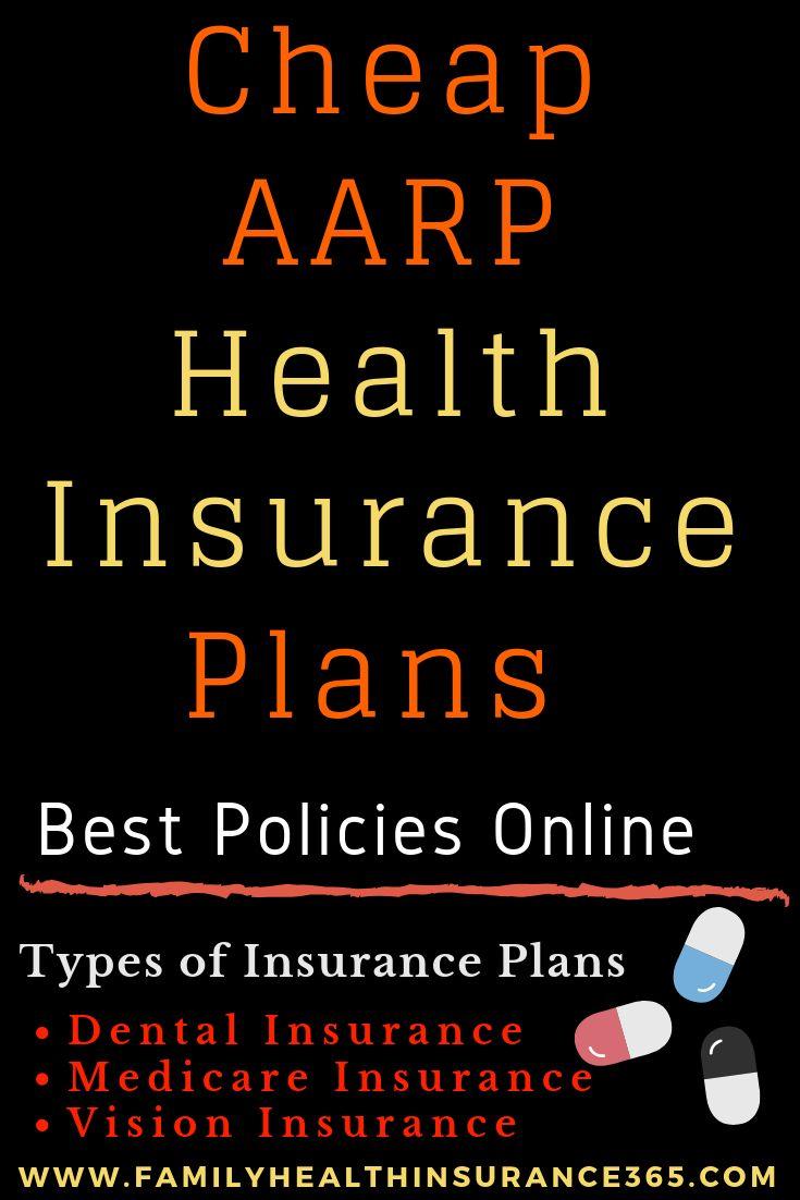 Cheap aarp healthinsurance plans best policies online