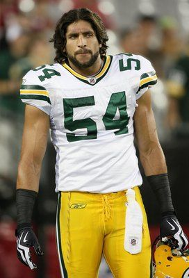 Brandon Chillar (born October 21, 1982) is an National Football League linebacker of #IndianAmerican descent. He played college football for UCLA and was drafted by the St. Louis Rams in the fourth round of the 2004 NFL Draft.