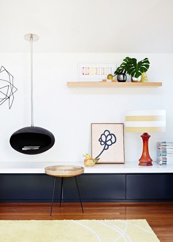 Apartment Tour - An Australian Interior Designer, Suzanne Gorman's Home
