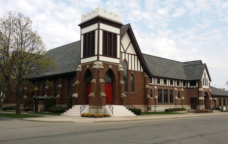 St. Paul's Episcopal Church, Marinette, Wisconsin…