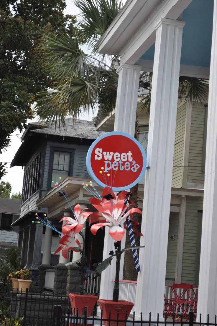 Sweet Pete's in historic Springfield, Jacksonville, Fl: Wjct Kids, Kids Club, Vacationingday Trips