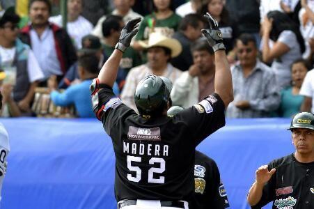 BEISBOL CAMPECHANO: * Sandy Madera llega a Diablos Rojos