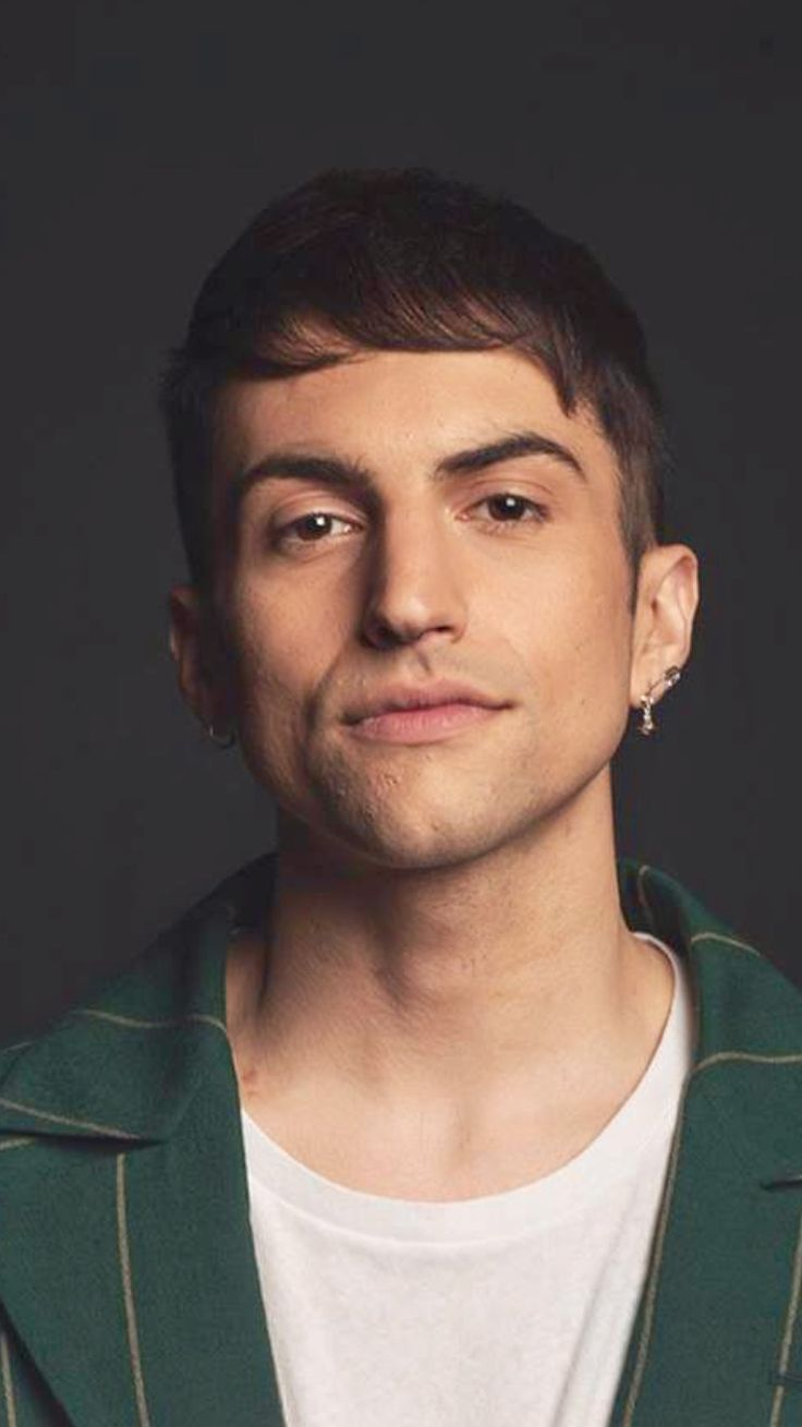 Close-up mitch grassi
