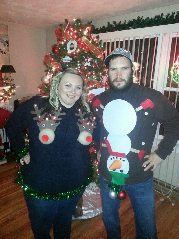 Cute Couples Sweaters