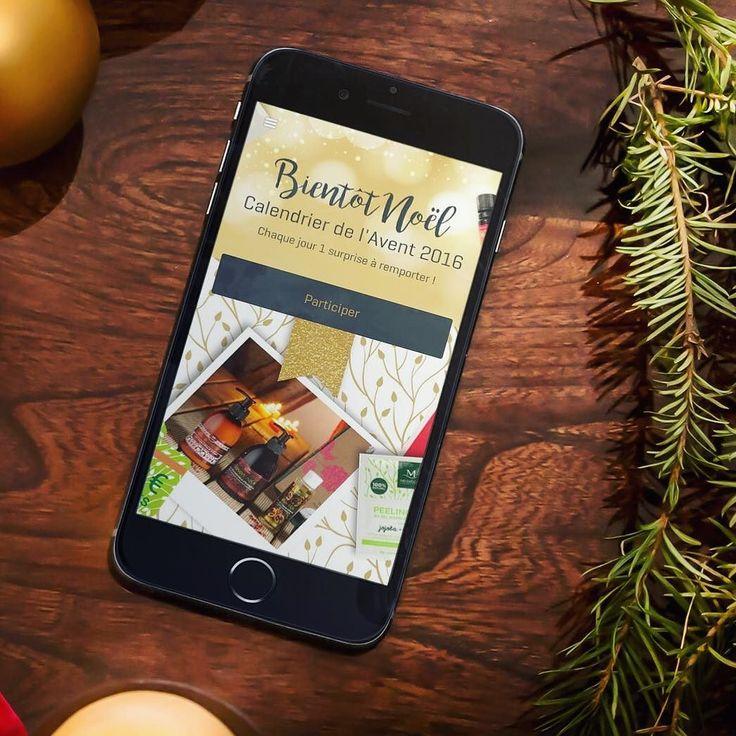 JEU / CALENDRIER DE LAVENT by Mességué  Chose promise .... Pour vous faire patienter jusqu'à Noël et vous remercier de votre fidélité nous vous proposons de tenter votre chance à notre Grand Jeu de lAvent  accessible sur notre blog & page FB. Jusquau 24/12 grattez la case du jour et tentez de gagner lun des 72 cadeaux mis en jeu ! Parmi les nombreux lots 8 boxs  détente  conçues en partenariat avec La Ferme du Mohair des chèques cadeaux des agendas de la famille 2017 1 box hammam et bien…