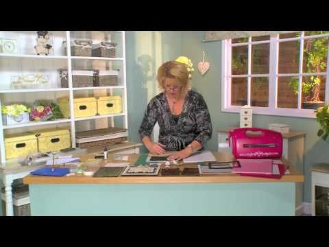 Craft Dies by Sue Wilson -- Tutorial Video; Elegant Bow Tie for Creative Expressions
