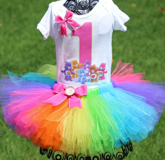 Carebears Birthday Outfit Carebears by TwistinTwirlinTutus on Etsy, $49.99