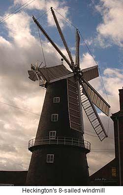 Lincolnshire's Historic Windmills