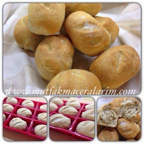Mutfak Maceralarım: Ekşi Mayalı Minik Ekmekler