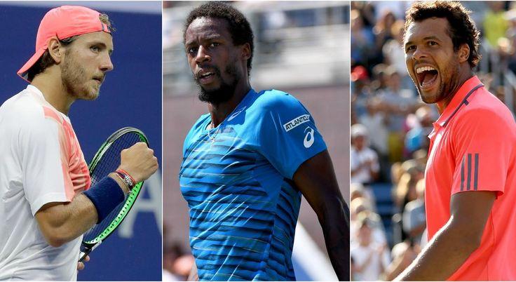 http://www.lci.fr/tennis/us-open-lucas-pouille-gael-monfils-et-jo-wilfried-tsonga-en-quarts-il-va-pas-si-mal-que-ca-finalement-notre-tennis-francais-2001477.html   http://www.lci.fr/sport/us-open-lucas-pouille-taclent-ceux-qui-crachent-sur-le-maillot-francais-2000955.html