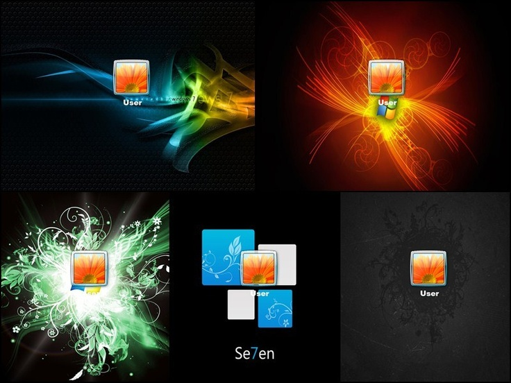 Change Windows 7 Log on Screen