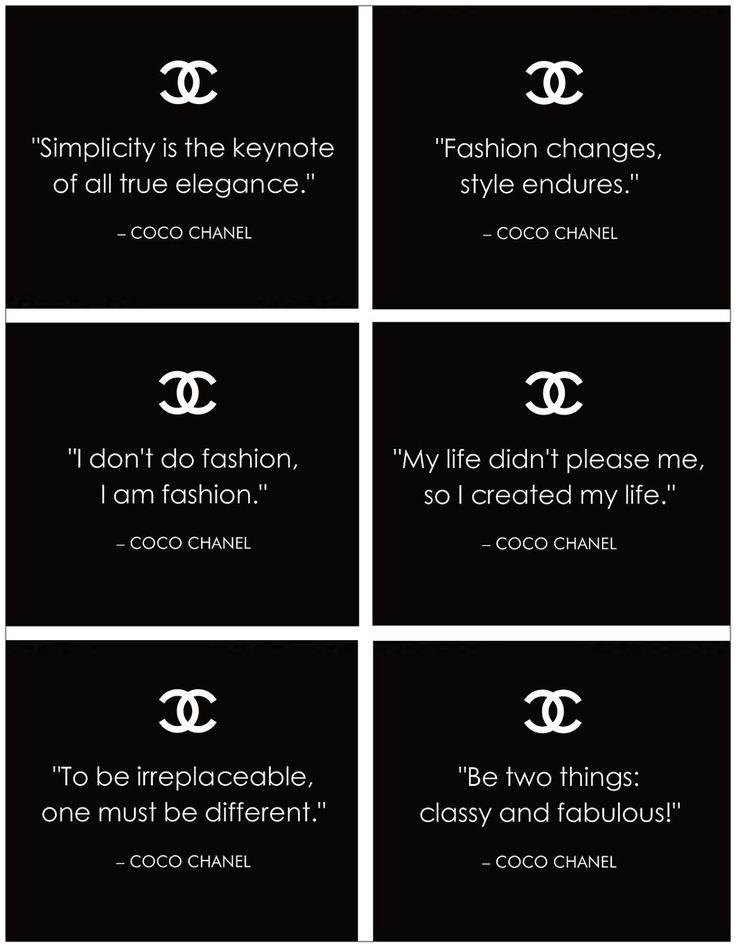 1c81a35621e Famous Love Quotes Coco Chanel
