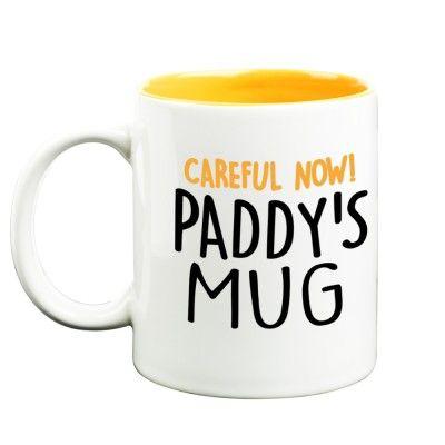 'How I Like Mine' Your Name & Instructions Custom Printed Gift Mug & Box by HairyBaby.com