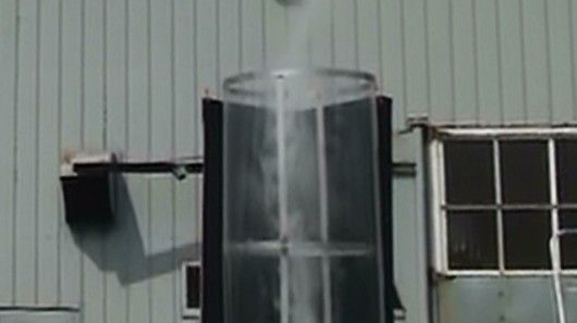 The Atmospheric Vortex Engine creates tornadoes to produce cheaper and more efficient electricity.