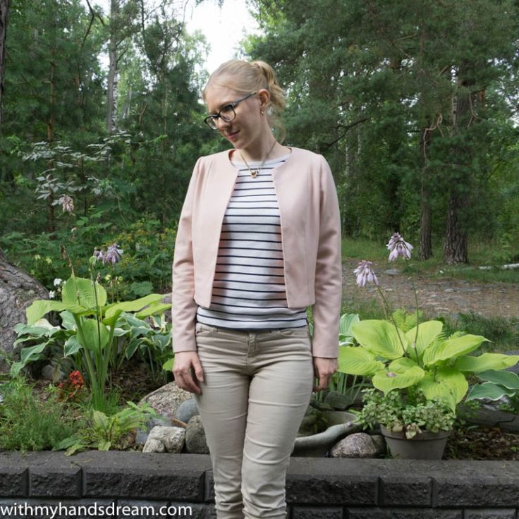 Image: Sew Over It Coco jacket