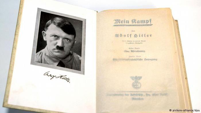 Vuelve el debate sobre opúsculo de Hitler | Alemania | DW.DE