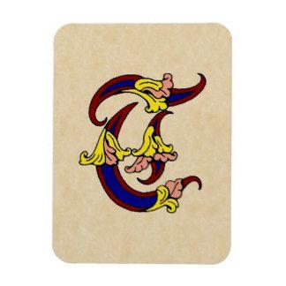 Illuminated Letter Magnets, Illuminated Letter Magnet Designs for ...