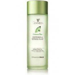 Ginvera Green Tea Whitening & Refining Fluid